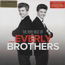 Everly Brothers - Very Best Of 2x 180g Vinyl LP IN STOCK NEW/SEALED Gt Hits