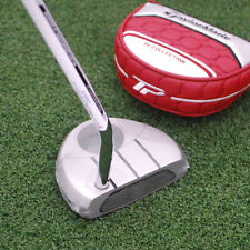 """New listing TaylorMade Golf TP Collection Chaska Silver Putter - LEFT HAND 35"""" - NEW"""