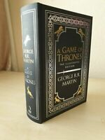 A Game of Thrones (A Song of Ice and Fire)-George R.R.Martin-Illustrated Edition