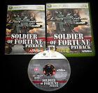 SOLDIER OF FORTUNE PAYBACK XBOX 360 Versione Italiana 1ª Edizione ••••• COMPLETO