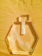 Disney Robert Guenther RARE Signed A/P Cinderella Perfume Bottle