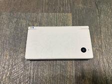 Nintendo DSi Pokemon White Handheld Console Limited Edition