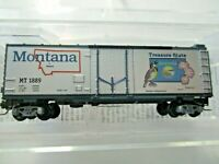 Micro-Trains # 50200508 Montana 40' Boxcar State Series #MT 1889 Z-Scale