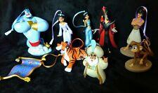 New Disney Aladdin Christmas Ornament Set