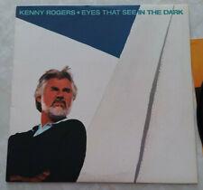 "KENNY ROGERS ""EYES THAT SEE IN THE DARK"" ORIGINAL VINYL Lp Record"