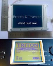 Original Korg Display for Triton EX Extreme EX61 EX76 EX88 D16 D32XD LCD Screen