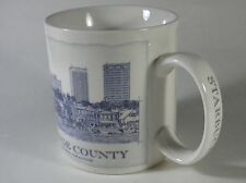 Starbucks Mug Orange County 2006 City Architect 18 oz