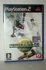 PERFECT ACE 2 THE CHAMPIONSHIPS GIOCO USATO PS2 VERSIONE ITALIANA GD1 43566