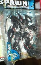 TECHNO SPAWN SERIES FIGURE CYBER SPAWN MINT ON CARD