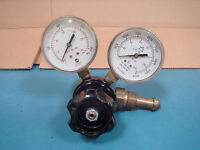 Air Products / U.S. Gauge E19-2-125D40 Regulator With Two Gas Gauges