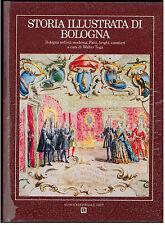 TEGA WALTER STORIA ILLUSTRATA DI BOLOGNA VOLUME III AIEP 1989 EMILIA ROMAGNA