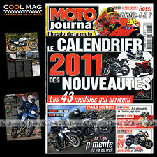 MOTO JOURNAL N°1937 BMW R80 GS F650 TRIUMPH TIGER HARLEY NIGHT ROAD FORD MUSTANG