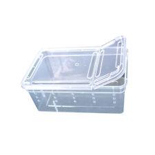 Reptile Breeding Cage Box lizard insect Habitat Amphibian Frog Spider Case Box