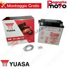 BATTERIA YUASA YB10L-A2 GILERA RV NGR 250 1986>