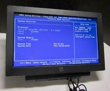 "Tyco Elo Esy19C2 19"" Atom D510 1.66Ghz 2Gb Pos Terminal with Caddy Needs Hdd"