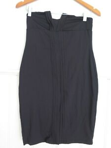 KOOKAI Sz 2 Little Black Strapless Dress VGC