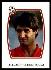 Panini Futbol 92-93 (Spain) Alejandro Rodriguez No. 56