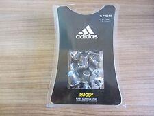 Adidas Rugby Aluminium Rivets 12 x 15 mm, 4 x 18 mm Brand New in Box Crampons