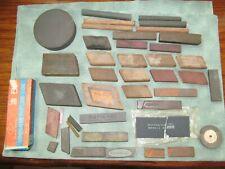 Misc Sharpening & Honing Stones & Weldon Roberts Bright Boy Abrasive Erasers