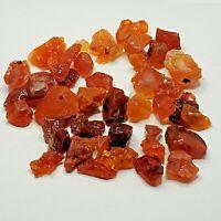 66 ct Rough Mexican Fire Opal Specimen