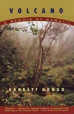 Vintage Departures: Volcano : A Memoir of Hawai'i by Garrett Hongo (1996, Paper…
