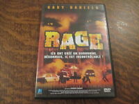 dvd rage avec gary daniels