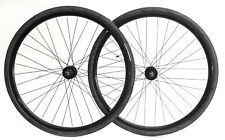 700c Disc Road Hybrid Cyclocross Bike Wheelset Tires QR 8-10s