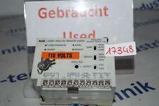 NAIS Laser Analogico Sensore LM200 ANL2534A
