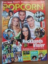 POPCORN 3 - 2005 Nu Pagadi Silbermond Daniel Küblböck Paris Hilton Vanilla Ninja