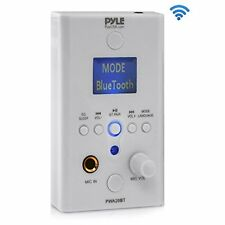 Sound Around Pyle In-Wall Bluetooth Stereo Amplifier - Audio Control Wall Plate