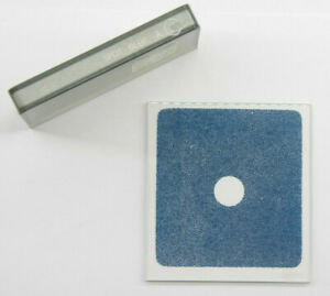 Cokin A Series 67 Spot Blue Filter With Case - Used G3