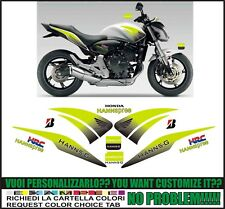 kit adesivi stickers compatibili cb 1000 r team tenkate hannspree