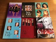 Sex and the City: The Complete Seasons 1-6 + Movie (DVD) Region 2 (UK Editions)
