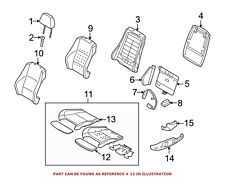 For BMW Genuine Seat Cover Front Left Forward 52107257505