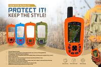 Garmin gps Astro 430 and Alpha 50 Protective Silicon Cover-Heavy Duty Flexible