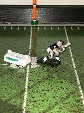 Tudor Electric Football Game NFL Oakland Raiders CB #24 Charles Woodson w/ Base!
