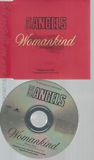 CD--LITTLE ANGELS--WOMANKIND--PROMO