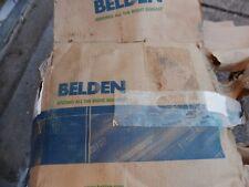 NEW Belden 1212 Cat5e Blue 4-Pair Communication Cable 1000' 24 AWG DataTwist CMR