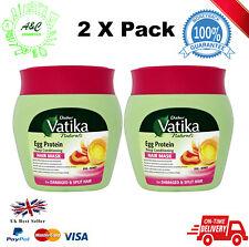 Dabur Vatika Egg Protein Deep Conditioning Hair Mask 500gm