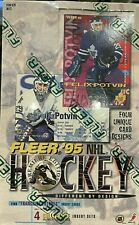 1994-95 FLEER HOCKEY FACTORY SEALED BOX