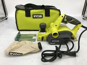 """Ryobi HPL52K 6 Amp 16,500 RPM 3 1/4"""" Corded Hand Planer GR M"""