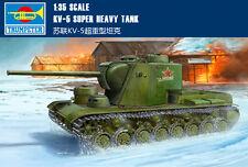 Trumpeter 1/35 05552 Russian KV-5 Super Heavy Tank
