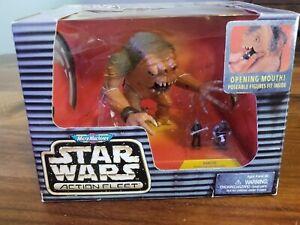 Star Wars Micro Machines Action Fleet RANCOR Luke Skywalker and Gamorrean Guard