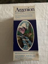 ARGENION  Bacteriostatic Water Treatment Unit Filter Model 1-5 CounterTop