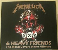 METALLICA Metal Covers at the Fillmore CD Deluxe Digi Numbered #300 Ozzy Halford
