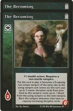 The Becoming x2 Keepers of Tradition Reprint 1 KoT R1 VTES Jyhad