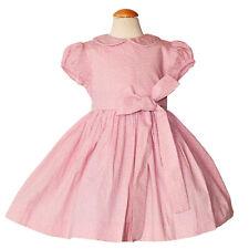 Bella Bliss Girls Pink Floral Easter Dress Size 2 Nwot