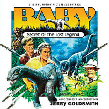 Baby Secret Of The Lost Legend - Complete - Limited Edition - Jerry Goldsmith