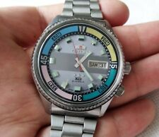 Orient KING DIVER model from 70s Automatic watch 21 JEWELS Original Japan watch