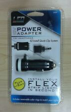 LED Innovation 12V Power Adapter With Connector Brand New! Fast Shipping!